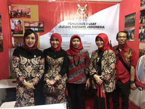 Legal Expo Kementrian Hukum dan HAM tahun 2018