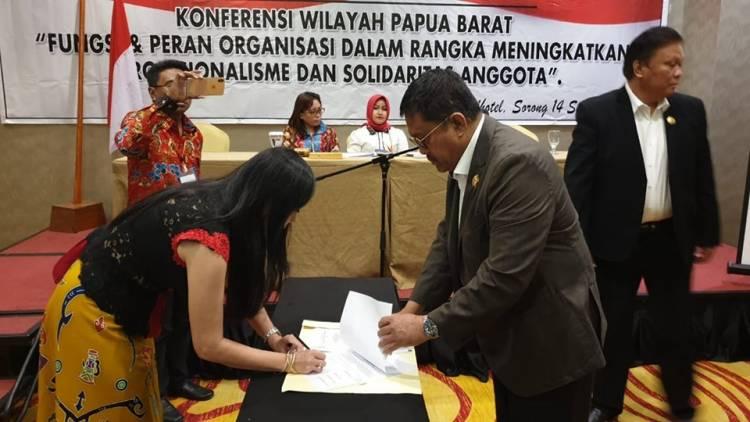 Konferensi Wilayah Papua Barat INI