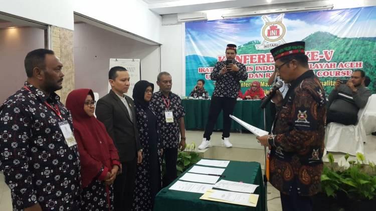 Konferensi Wilayah Aceh INI
