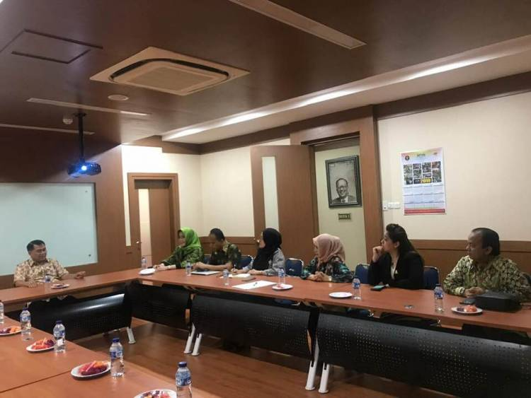 Audiensi Ikatana Notaris Indonesia dengan Badan Pembinaan Hukum Nasional