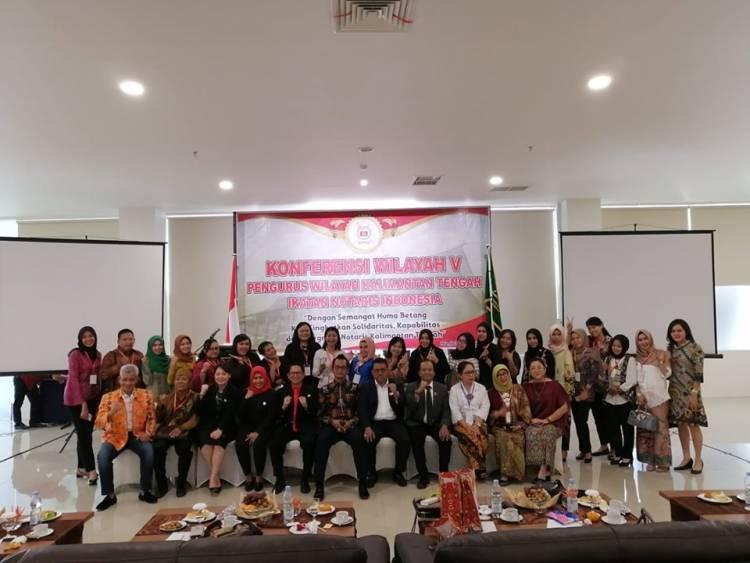 Konferensi Wilayah Kalimantan Tengah INI
