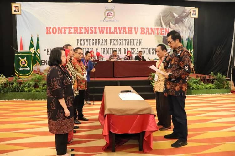 Konferensi Wilayah Banten INI ke V
