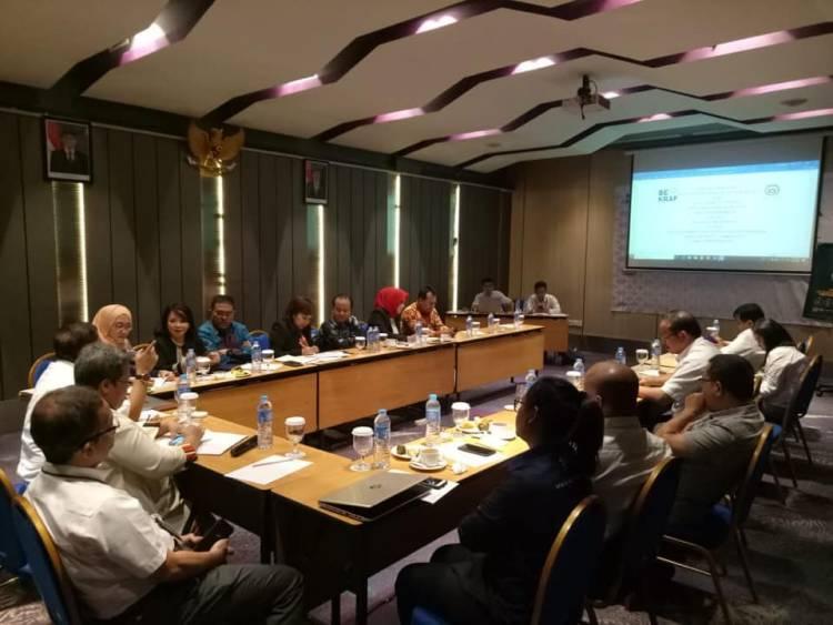Pembahasan dan Penandatanganan Perjanjian Kerjasama (PKS) antara Badan Ekonomi Kreatif (BEKRAF) dengan Ikatan Notaris Indonesia (INI) tentang Fasilitasi Pendirian Badan Hukum Usaha Ekonomi Kreatif