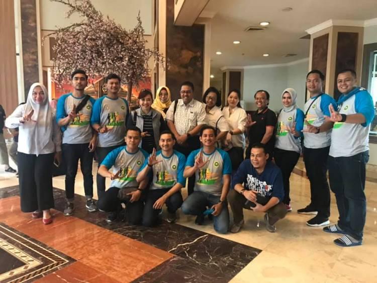 Diskusi Bersama Pengurus Pusat INI, Anggota Notaris dan Anggota Luar Biasa Notaris di Riau